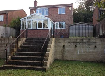 Thumbnail 4 bed detached house for sale in Hillhead Close, Glastonbury