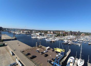 Thumbnail 2 bed flat for sale in Neptune Marina, 1 Coprolite Street, Ipswich Waterfront