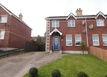 Thumbnail 3 bed semi-detached house to rent in Whitethorn Mews, Newtownards