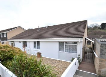 Thumbnail 2 bedroom semi-detached bungalow for sale in Downfield Walk, Plymouth, Devon