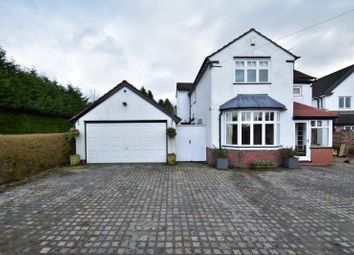 Thumbnail 3 bed detached house for sale in Chester Road, Woodford, Stockport