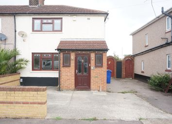Thumbnail 3 bed semi-detached house to rent in Templer Avenue, Chadwell St Mary, Grays