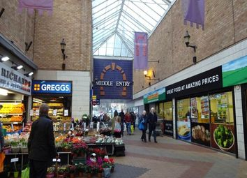 Thumbnail Retail premises to let in Middle Entry Shopping Centre, Tamworth