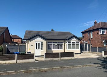 Thumbnail 3 bed detached bungalow for sale in Durnford Avenue, Urmston, Manchester