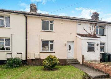 Thumbnail 3 bed terraced house for sale in Chestnut Road, Dartford