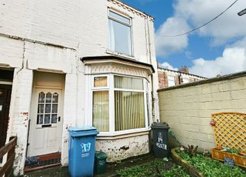 Thumbnail 2 bed terraced house for sale in Cobden Street, Hull, East Riding Of Yorkshire