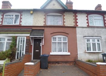 Thumbnail 3 bedroom terraced house for sale in Belchers Lane, Bordesley Green, Birmingham