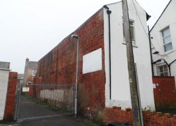 Thumbnail Light industrial for sale in Dickson Road, Blackpool