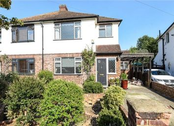 3 bed semi-detached house for sale in Grosvenor Road, Staines-Upon-Thames, Surrey TW18