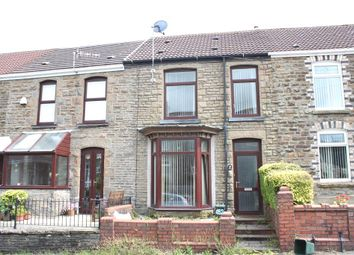 Thumbnail 3 bed terraced house for sale in Clydach Road, Ynysforgan, Swansea