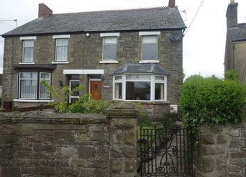 Thumbnail 3 bed semi-detached house for sale in Mile End Road, Mile End, Coleford