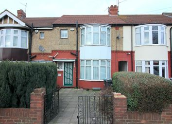Thumbnail 3 bed terraced house for sale in Poynters Road, Luton, Bedfordshire