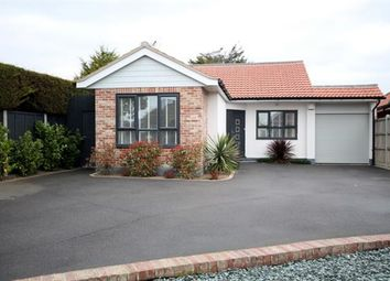 Thumbnail 3 bed bungalow for sale in Marine Parade East, Clacton-On-Sea