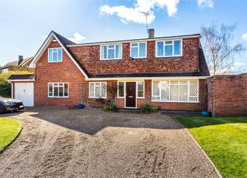 Thumbnail 5 bed detached house for sale in Woodham, Surrey