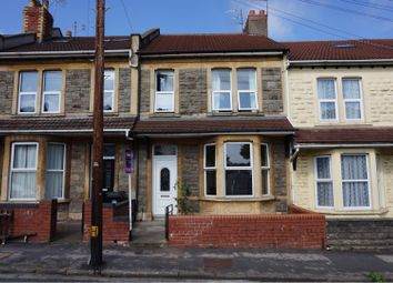 Thumbnail 3 bed terraced house for sale in Wick Road, Brislington