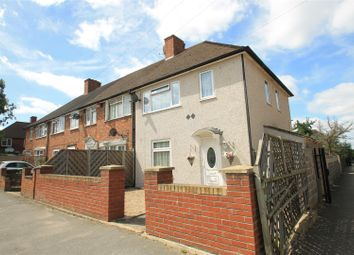 Thumbnail 3 bed end terrace house for sale in Crutchley Road, London