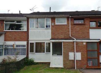 Thumbnail 2 bed terraced house for sale in Carver Close, Coventry