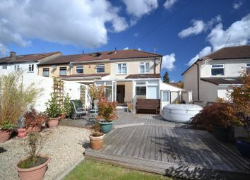 Thumbnail 3 bed end terrace house for sale in New Cheltenham Road, Kingswood, Bristol