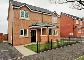 Thumbnail 2 bed semi-detached house to rent in Windermere Road, Manchester