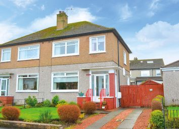 Thumbnail 3 bedroom semi-detached house for sale in Lawrence Avenue, Helensburgh, Argyll & Bute