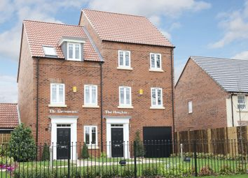 "Thumbnail 3 bed end terrace house for sale in ""Houghton"" at Yafforth Road, Northallerton"