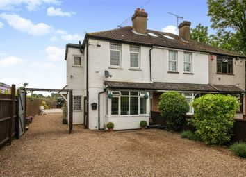 Thumbnail 3 bed end terrace house for sale in Leydenhatch Lane, Swanley, Kent