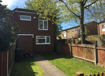 Thumbnail 3 bedroom end terrace house to rent in Alvis Walk, Chelmsley Wood