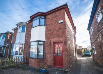 Thumbnail 2 bedroom semi-detached house for sale in Malvern Road, Hull