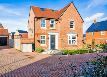 Thumbnail 5 bedroom detached house to rent in Butterfly Close, Buckingham