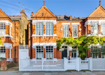 Thumbnail 5 bed semi-detached house for sale in Rectory Road, Barnes, London
