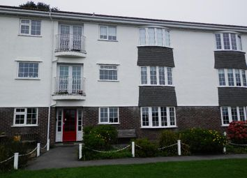 Thumbnail 2 bedroom flat to rent in Penlee Manor Drive, Penzance