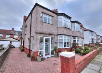 Thumbnail 3 bed semi-detached house for sale in Duddingston Avenue, Crosby, Liverpool