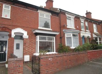 Thumbnail 3 bed terraced house for sale in Alexandra Road, Penn, Wolverhampton
