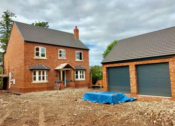 Thumbnail 4 bedroom detached house for sale in Primrose House, Rushmoor Lane, Telford