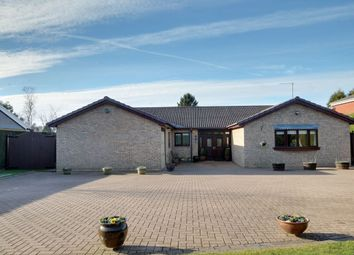 Thumbnail 6 bed bungalow for sale in Parklands, Darras Hall, Newcastle Upon Tyne