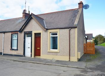 Thumbnail 2 bed end terrace house for sale in 25 Killochan Street, Girvan