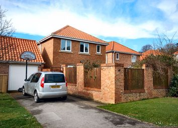 Thumbnail 4 bed detached house for sale in Linden Close, Briggswath