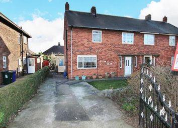Thumbnail 3 bed semi-detached house for sale in St. Vincent Avenue, Woodlands, Doncaster