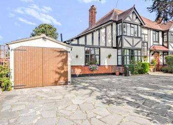 Thumbnail 4 bed semi-detached house for sale in Wells Avenue, Southend-On-Sea