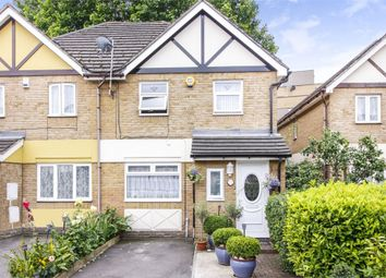 Thumbnail 3 bed semi-detached house for sale in Pump Lane, London