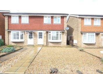Thumbnail 2 bed semi-detached house for sale in Odiham Drive, Allington