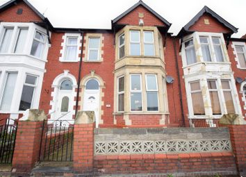 Thumbnail 4 bed terraced house for sale in Broad Street, Barry