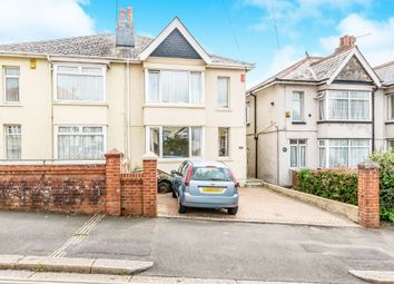 Thumbnail 3 bed semi-detached house for sale in Victoria Road, St Budeaux, Plymouth
