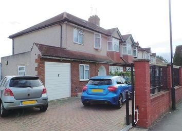 Thumbnail 5 bed terraced house for sale in Richmond Crescent, Edmonton