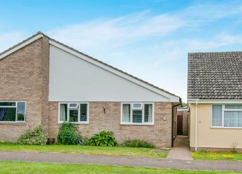 Thumbnail 2 bed semi-detached bungalow for sale in Weatheralls Close, Soham, Ely