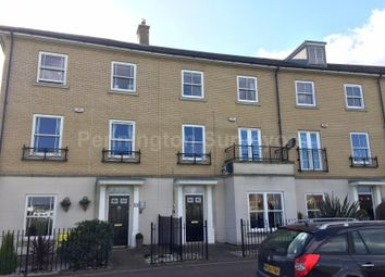 Thumbnail 4 bedroom town house to rent in Bonny Crescent, Ipswich
