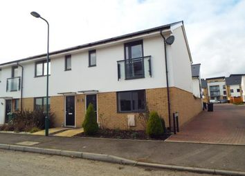 Thumbnail 3 bedroom end terrace house for sale in Miller Way, Peterborough, Cambridgeshire, United Kingdom