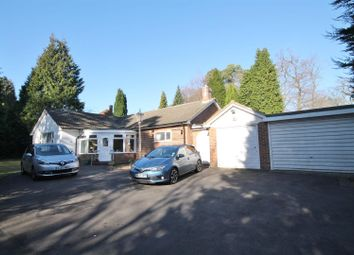 Thumbnail 3 bed detached bungalow for sale in Elsenwood Drive, Camberley