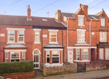 Thumbnail 3 bed terraced house for sale in Derbyshire Lane, Hucknall, Nottingham, Nottinghamshire