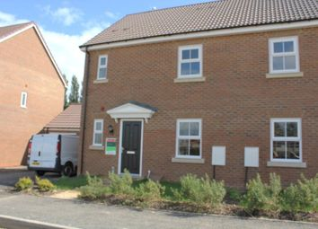 Thumbnail 2 bed property to rent in Barkston Heath, Kingsway, Quedgeley